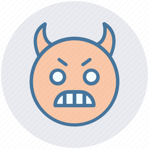 Emoticons, expression, face smiley, gaze emoticon, rage, smiley, stare emoticon icon - Download on Iconfinder