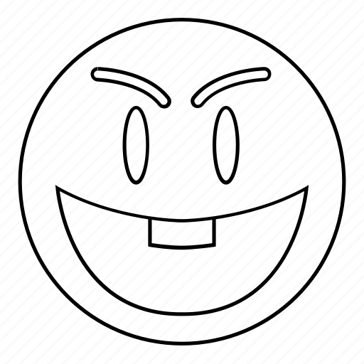 emoji, emoticon, face, happy, smile, smiley icon