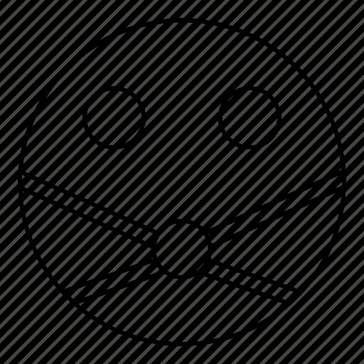 Emoji, emoticon, face, gag, kink, smiley icon - Download on Iconfinder