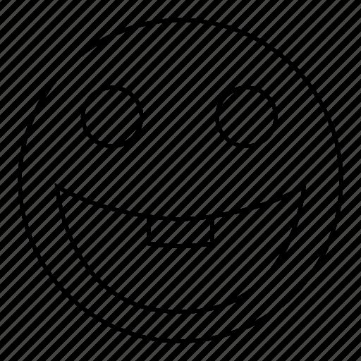 Emoji, emoticon, face, happy, smile, smiley icon - Download on Iconfinder