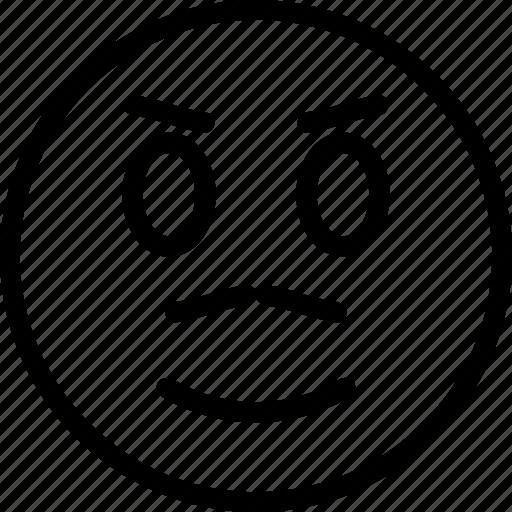 mustache emoji, mustache emoticon, mustache face, mustache smiley icon