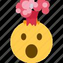 1, surprised icon