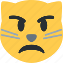 animal, animals, cat, cute, zoo icon