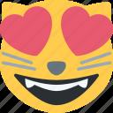 3, cat, cute, happy, kitten, smile icon