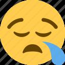 cry, crying, sad, unhappy icon