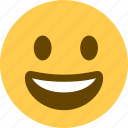 good, happy, smileys, very happy icon