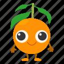 food, fruit, mandarin, orange, sweet