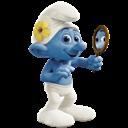smurf, vanity icon