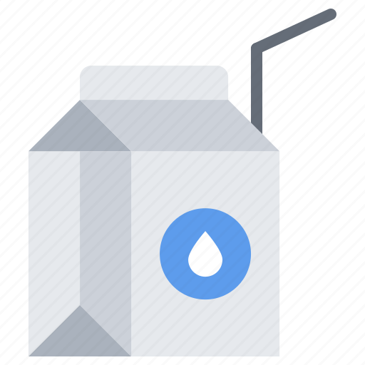 food, lunch, milk, snack, snacks, tube icon