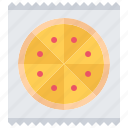 food, instant, lunch, pizza, snack, snacks icon