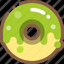 dessert, donut, food, snack, sweet