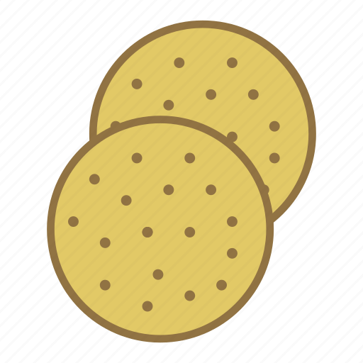 cookie, cookies, cracker, food, pastry, sweet icon
