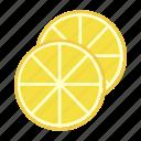 citrus, food, fruit, lemon, slices