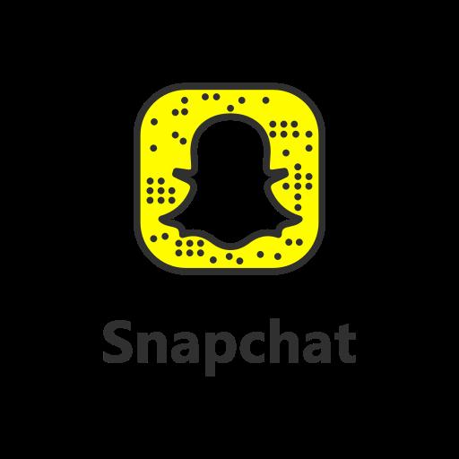 Ghost, logo, snapchat, snapchat logo icon - Free download