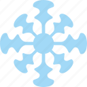 cold, frost, ice, snow, snowflake, winter icon