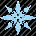 frost, snow, ice, snowflake