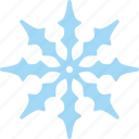 cold, frost, snow, snowflake, winter icon
