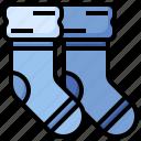 sock, garment, clothing, underwear, warm, fashion
