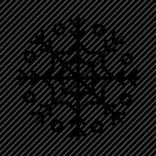 alpine, arctic, christmas, snow crystal, snowflake, snowflakes, winter icon