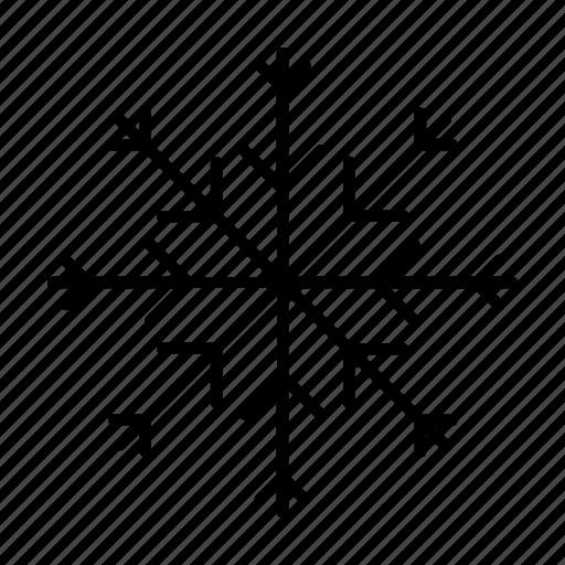 arctic, cold, freeze, north, snow, snowflake, winter icon