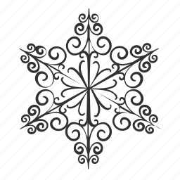 celebration, frost, north, snow, snowfalkes, winter icon