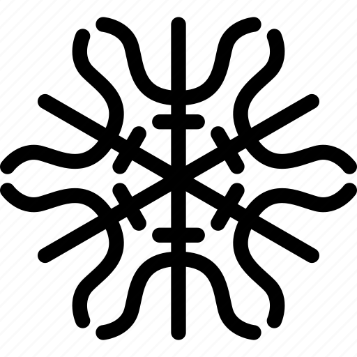 christmas, ice crystal, snow, snow crystal, snowflake, white christmas, winter icon