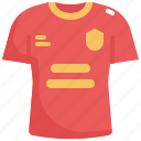 competition, football, shirt, soccer, sport, uniform icon