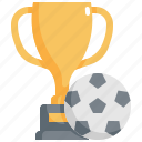 award, competition, cup, football, soccer, trophy, winner icon