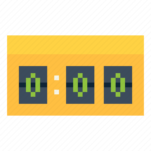 limit, recorder, recording, time, timekeeper, timepiece icon