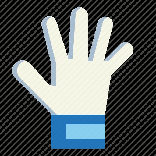 equipment, football, gloves, soccer, sports icon