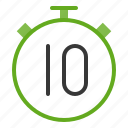 clock, countdown, soccer, stop watch, watch icon