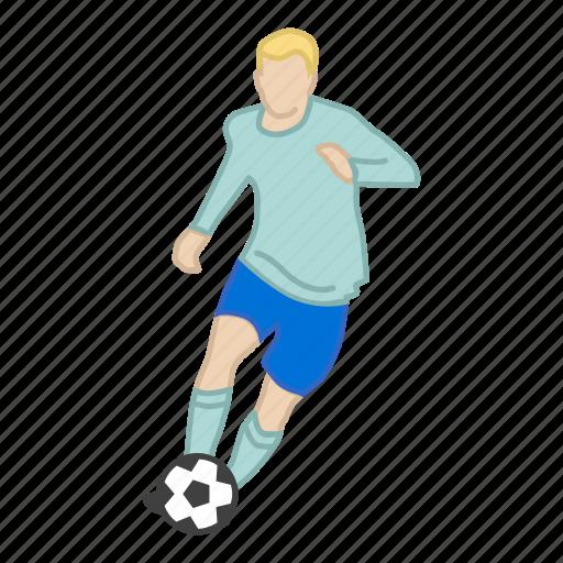 Soccer Football Players Caucasian By Mom Digital
