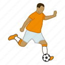 football, futball, fußball, latino, player, soccer, sport icon
