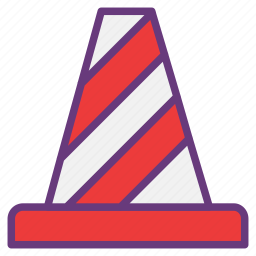 barrier, construction, fence, road, safety, traffic icon