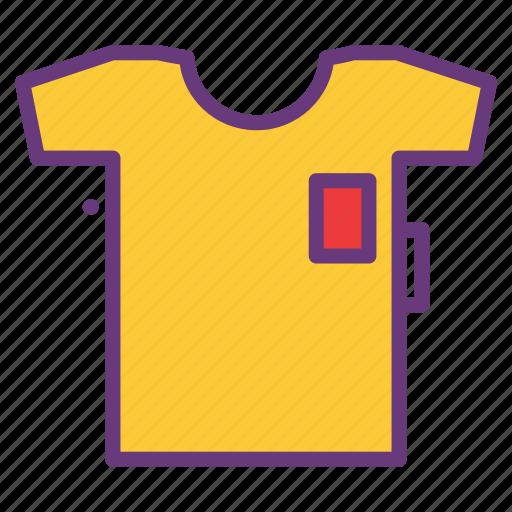 dressing, identity, shirt, team, tee, uniform icon
