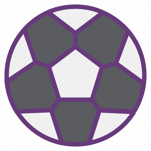 ball, circle, game, playing, soccer, team icon