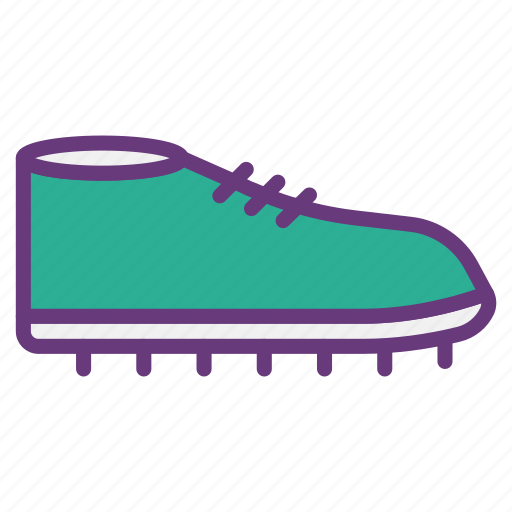 accessory, footware, game, hook, player, shoes icon