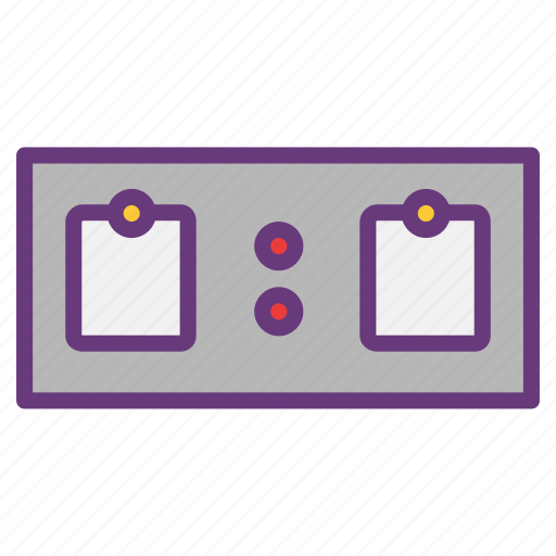 analysis, caculation, display, performance, score board, sign board icon