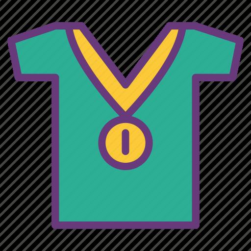game, identity, player, shirt, team, uniform icon