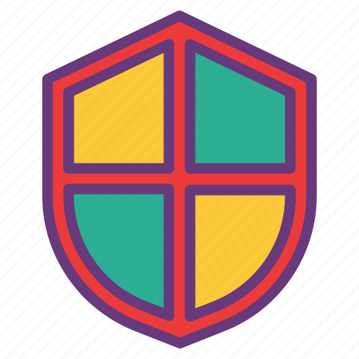 barrier, design, gaming, lifeguard, protection, shield icon