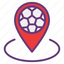 map, direction, pin, destination, place, play ground, navigation