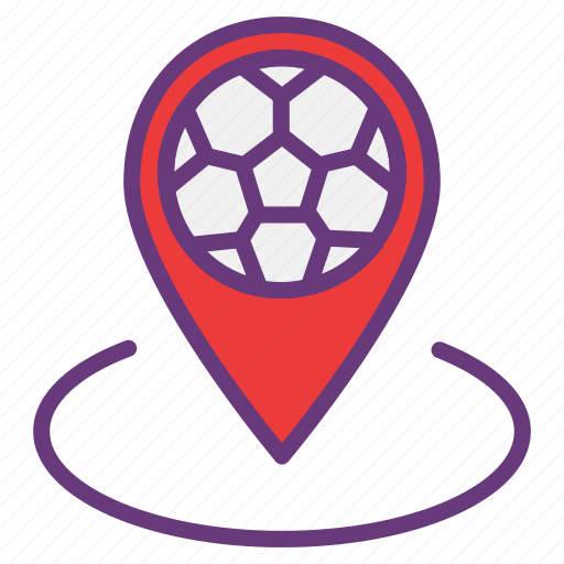 destination, direction, map, navigation, pin, place, play ground icon