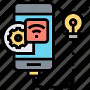 ideas, innovation, online, sharing, smartphone