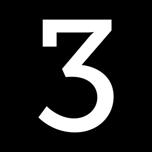 me, threewords icon