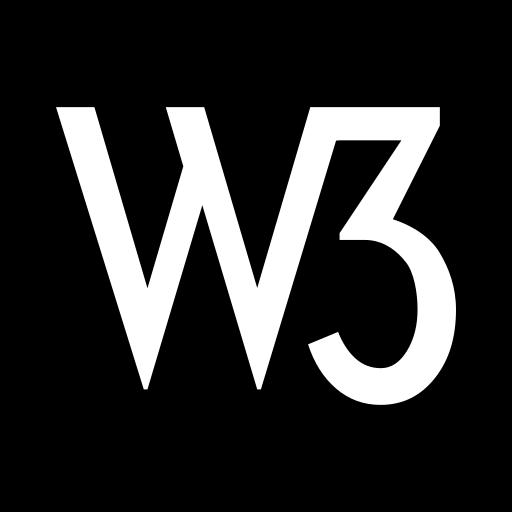 w3cw3 icon