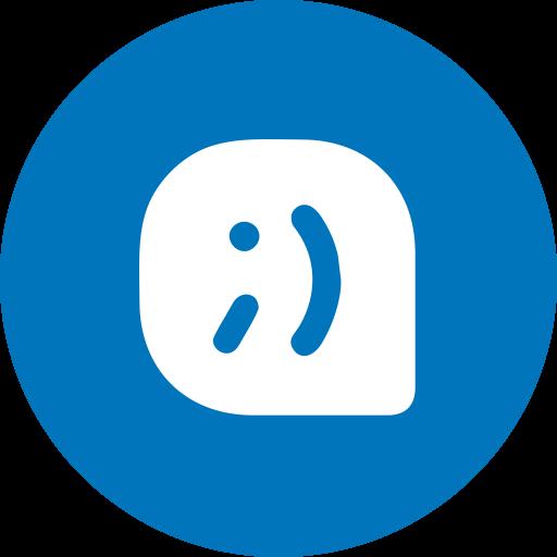 application, devices, mobile, network, tuenti icon