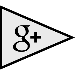 flags, google, logo, plus, social icon