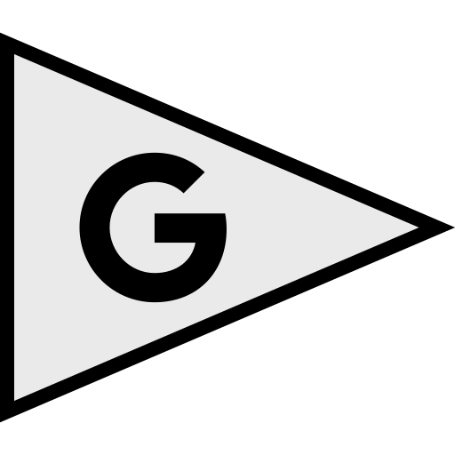 flags, google, logo, search, social icon