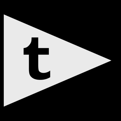 flags, logo, social, tumblr icon