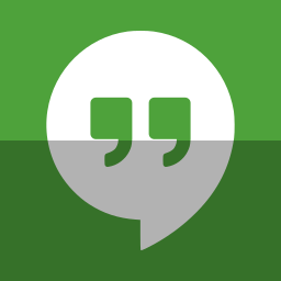google, hangouts icon